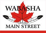 Wabasha Main Street Logo